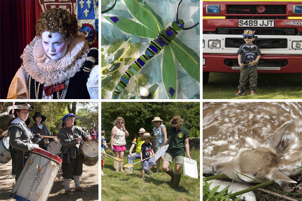 Sample of Events and Activities in Bradgate Park