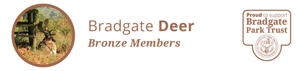 Bradgate Deer Bronze Members Accreditation