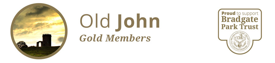 Old John Gold Members Logotypes Accreditation