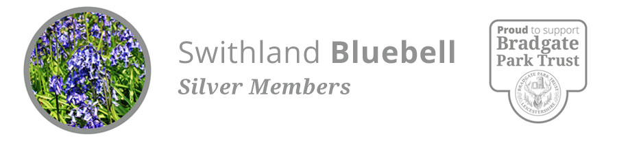 Swithland BlueBell Silver Members Accreditation
