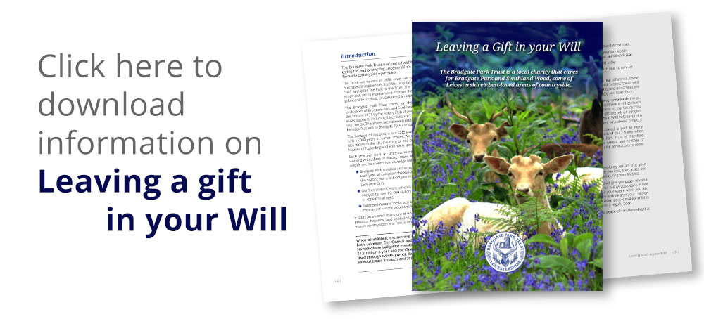 Downlaod information on how to leave a gift in your Will