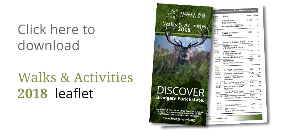 Walks and Activities Leaflets 2018 Download