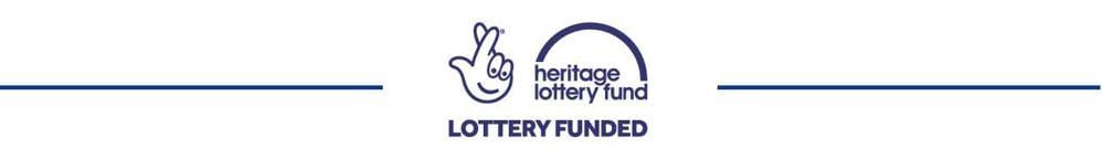 Funded with Heritage Lottery Funds Logo
