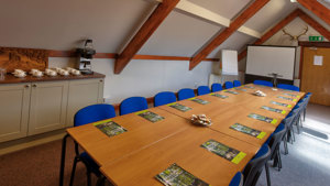 Meeting Conference Room Bradgate Estate Office
