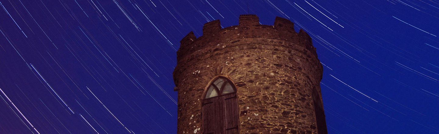 Star Gazing with Old John Tower