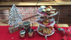 Festive Teas at Bradgate Park