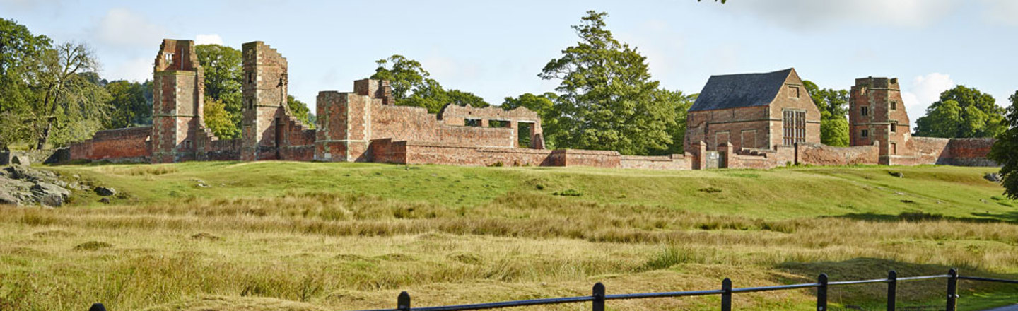Ruins of Bradgate House