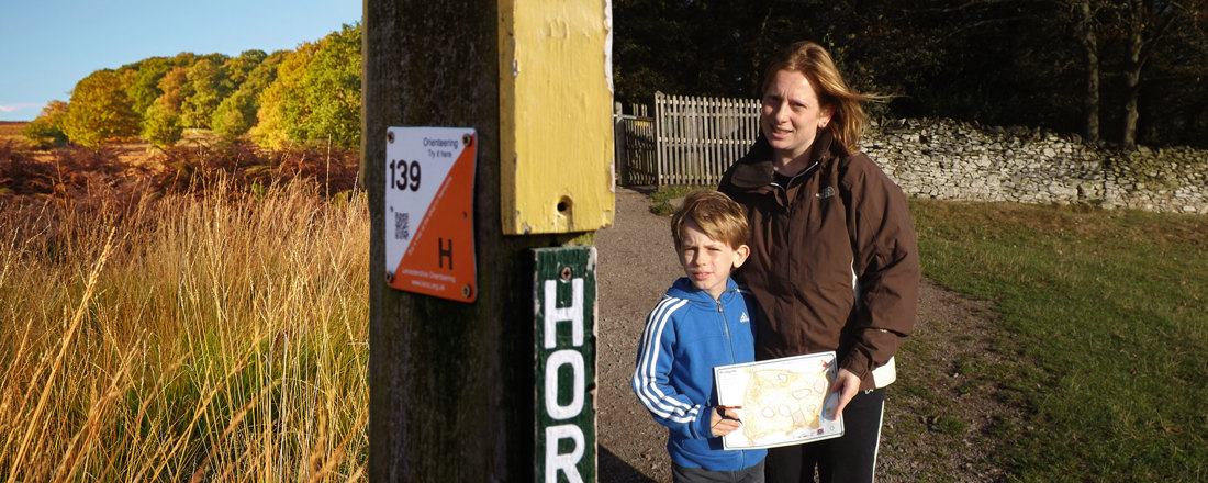 A Family Orienteering Event